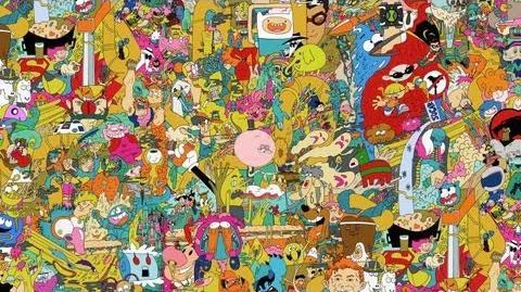 Cartoon Network Original Music Video Pays Tribute to Cartoon Network's First 20 Years