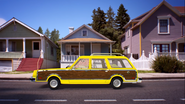 The Bumpkin - Arriving home