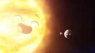 TheLove Sun,Moon&Earth