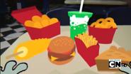 Joyful Burger Food