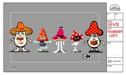 GB410SALE Character MushroomLady 2
