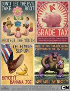 GB511VISION PropagandaPosters