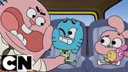 Safe Steps Kids The Amazing World of Gumball Seatbelt Safety Cartoon Network