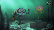 The Awareness Underwater