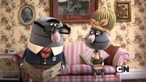 At Home With the Robinsons - Elmore Stream The Amazing World of Gumball