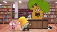 The Buddy Tree Librarian Rage Mode On