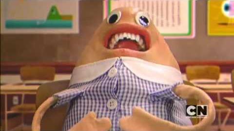 Chin Girl Laugh - Elmore Stream The Amazing World Of Gumball