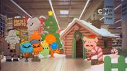 Christmas KickBan