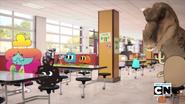 The Ape Cafeteria