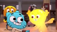 Penny Fitzgerald and Gumball Watterson on The Love
