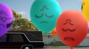 Sad baloon