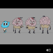 GB227LESSON Character RottenCupcake