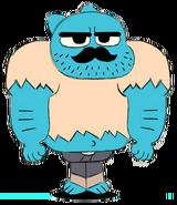 MustacheGumball