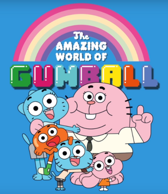 Watterson Family The Amazing World Of Gumball Wiki Fandom Finally, stare at the stars as constellations help reinforce the mathematical fact that there are 360 degrees in every quadrilateral. the amazing world of gumball wiki