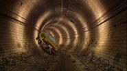 The Bumpkin - tunnel