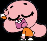 Anais Facepalming Gumball
