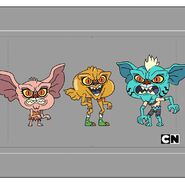 GB5XXDEAL Costume Kids Gremlins