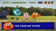 The console - Awesome store