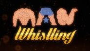 Man Whistling