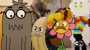 Banana Joe helps