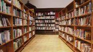 ElmoreJuniorHigh Library BooksSection