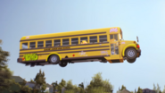 Romantic Airborne Bus
