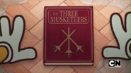 The Buddy The Three Musketeers
