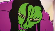 The Skull - Razor Evil Face