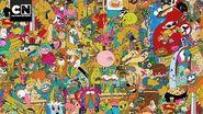Original Music Video Pays Tribute to Cartoon Network's First 20 Years Cartoon Network