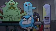 S02E40 - Gumball talking to Ogre