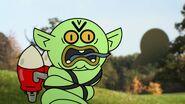 Goblin worm
