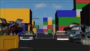 GB413PARKING Sc160 BG3DStill Container Port v003 3d 1000