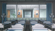 GB4XXWICKED Hospital Nursery