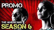 """The Americans Season 6 """"Prepare for the End"""" Promo"""