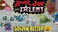 Animal Jam's Got Talent Part 4 - Golden Buzzer Skit