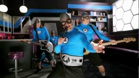 ShowTime! - The Aquabats! Super Show! HD