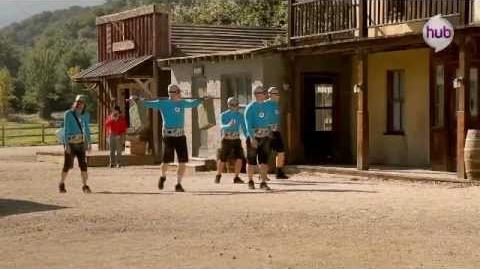"""The Aquabats! Super Show! """"Cowboy Android!"""" (Promo) - The Hub"""