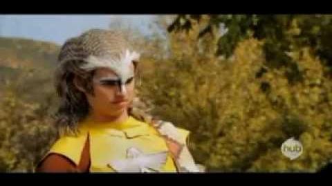 "Eagle ""Bones"" Falconhawk Summons The Dude!"