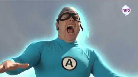 """The Aquabats! Super Show! """"ShowTime!"""" (Promo) - The Hub-1"""