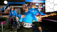 """""""It's Showtime!"""" - The Aquabats! Music Video - from the Showtime! episode starring Weird Al Yankovic"""