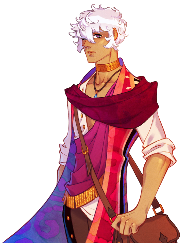 Asra The Arcana Game Wiki Fandom