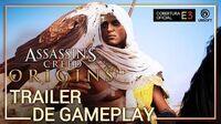 Assassin's Creed Origins - E3 2017 Gameplay Trailer