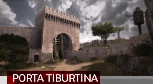 Puerta Tiburtina