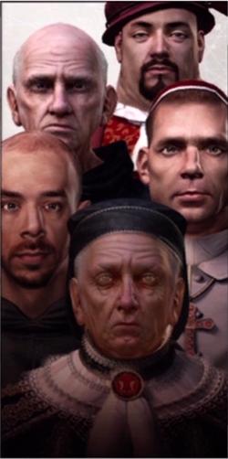 Conspiradores de Pazzi