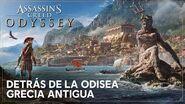 Detrás de la Odisea - Episodio 4 Grecia Antigua