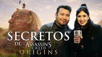 ¡Más secretos de Assassin's Creed Origins al descubierto! - Ubi Contesta 116