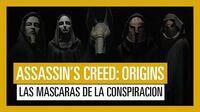 Assassin's Creed Origins Las Máscaras de la Conspiración