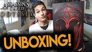 ¡UNBOXING ASSASSIN'S CREED ODYSSEY SPARTAN EDITION! - RAFITI