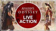 Assassin's Creed Odyssey - Anuncio de TV Live Action