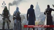 Assassin's Creed Unity Tráiler de Lanzamiento ES